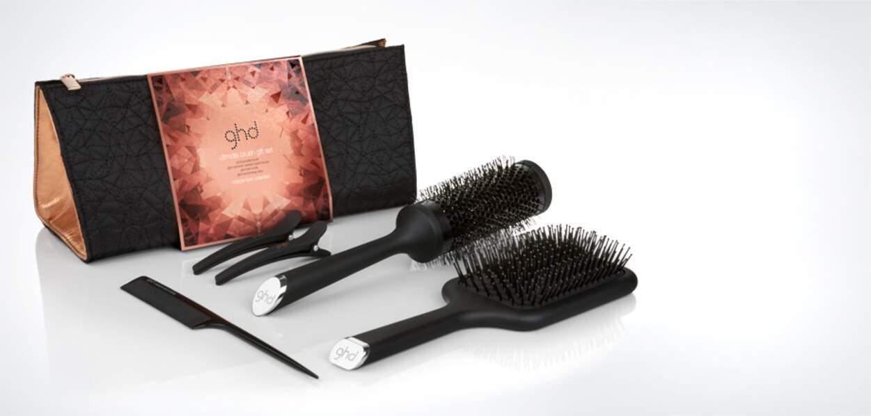 Trousse GHD Utimate brush,66€