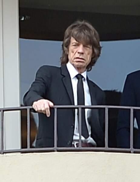 La star des Rolling Stones s'apprête à se rendre aux obsèques de sa compagne, L'Wren Scott