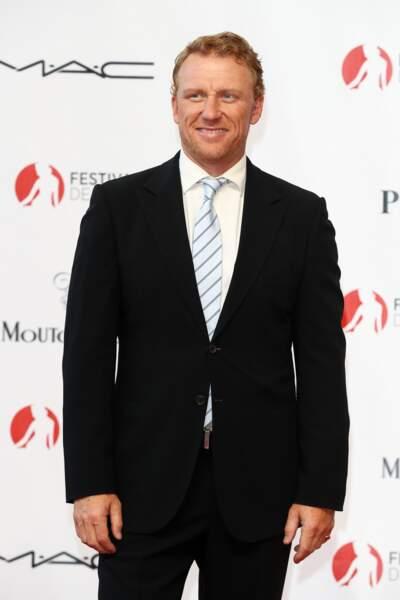 Kevin McKidd : dans Grey's Anatomy comme sur le rouge tapis, il est sexy
