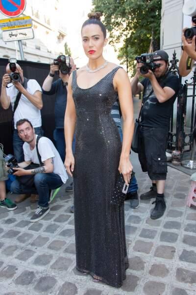 Dîner Vogue : Mandy Moore