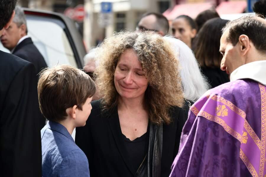 Mariapia Bracchi, fille de Pierre Bellemare et Roselyne Bracchi