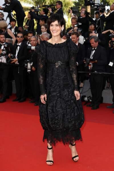 Festival de Cannes 2017 : QUI est le chef de projet de la tenue de Clotilde Hesme ? QUI ???