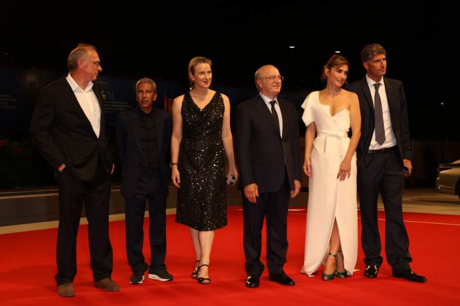 Présentation de L'insulte à la Mostra de Venise : le casting du film