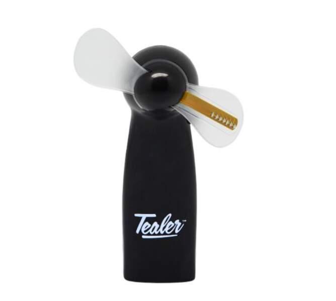 Tealer. Mini ventilateur, 15 €