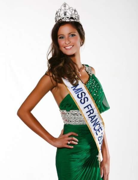 Miss France 2010: Malika Ménard
