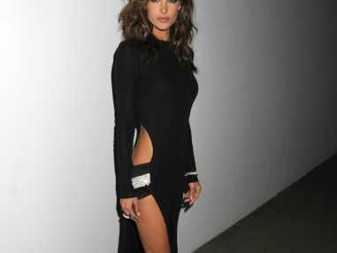 Alessandra Ambrosio et Kim Kardashian très sexy au Acria Holiday Dinner