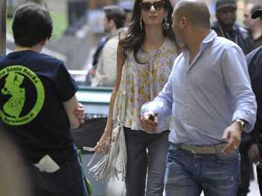 George Clooney : La surprise de sa femme Amal sur un tournage