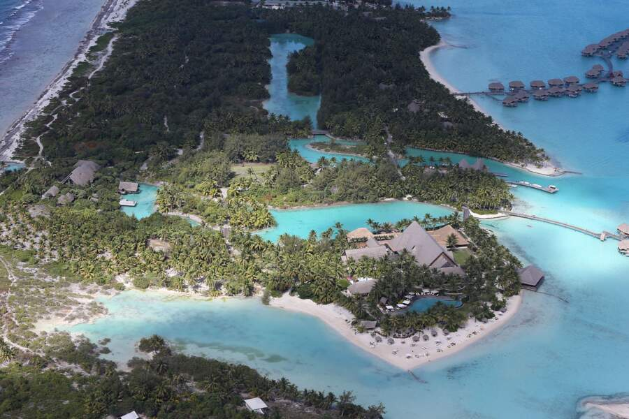 Bora Bora ou le paradis sur terre (et mer)