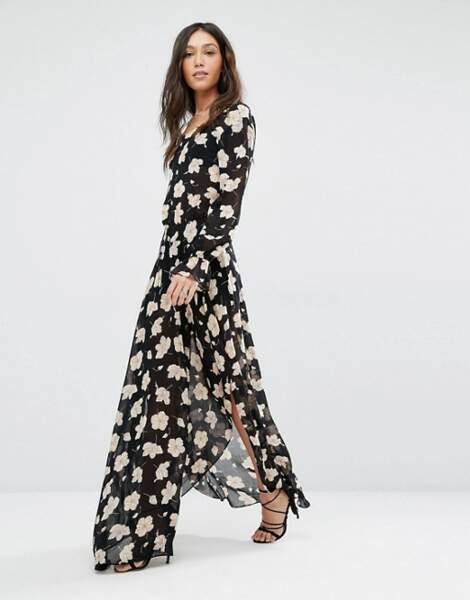 Asos Flynn Skye - Oakland - robe longue 219,99 euros