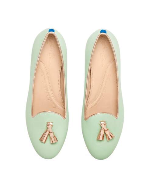 Slippers Chatelles x Le Meurice, 199€