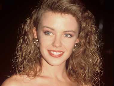 PHOTOS Kylie Minogue a 50 ans : retour sur ses 25 coupes de cheveux