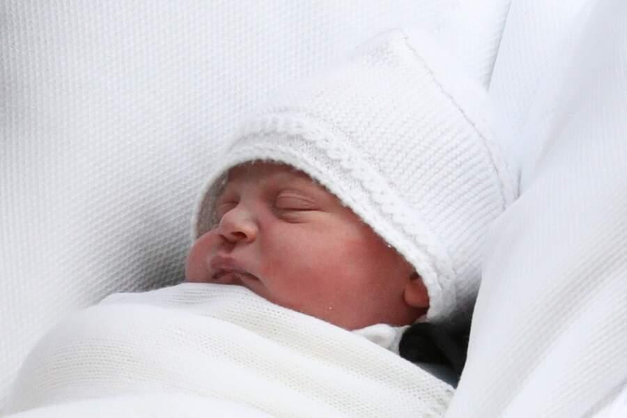 Encore un peu de patience avant de connaître le prénom de l'adorable bébé