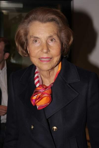 Rétro 2017 - Mort de Liliane Bettencourt, femme d'affaires, à 94 ans