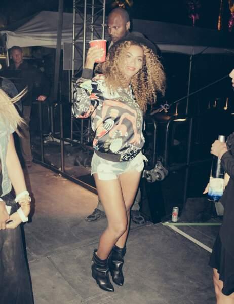Beyoncé, stylée