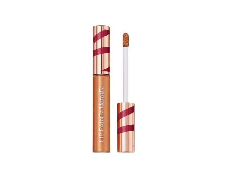 50 façons de briller : Infaillible lip paint merry metals teinte Lolita, L'Oréal Paris, 9,90 euros