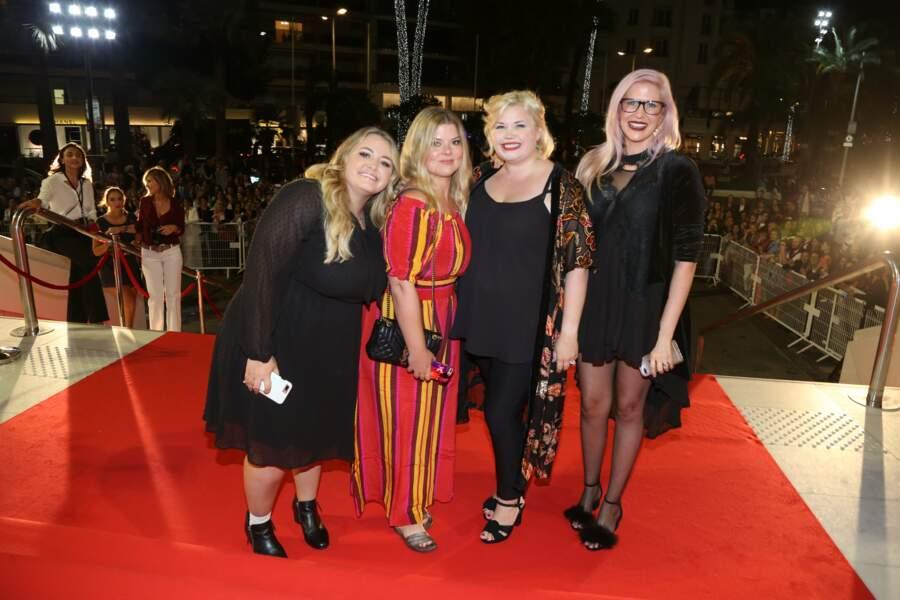 Anna Todd, Karina Halle, Geneva Lee et R. K. Lilley