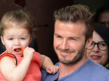 Le week-end des Beckham à Paris