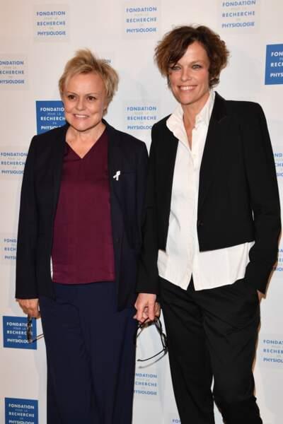Muriel Robin et Anne Le Nen aux Stéthos d'Or