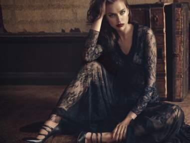 Irina Shayk : 2 mois après son accouchement, elle est plus mince et sexy que jamais pour une pub