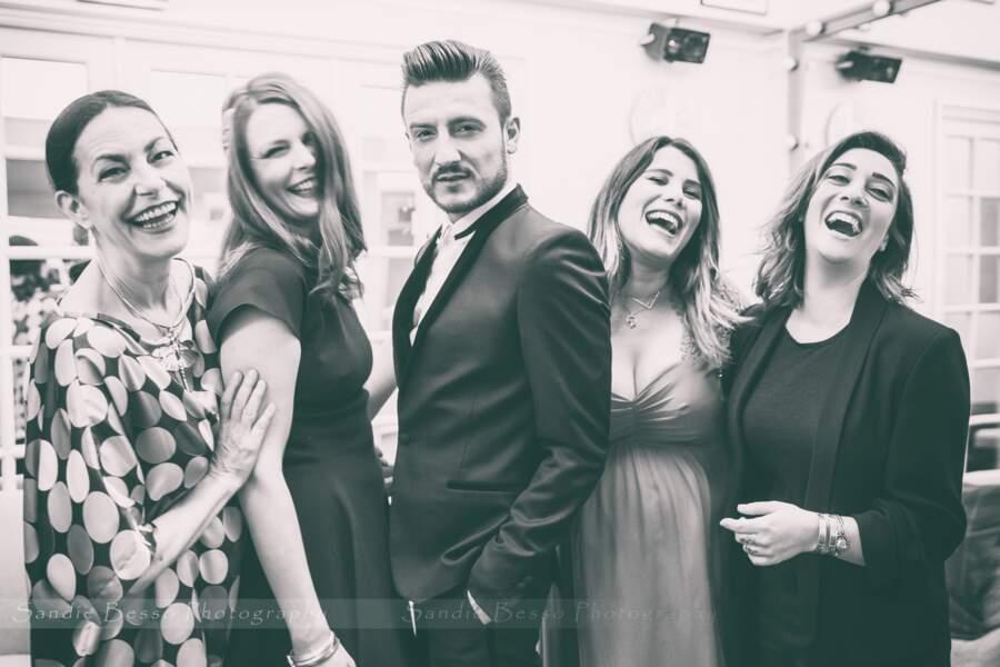 Concert de Michal : le chanteur et ses partenaires de scène