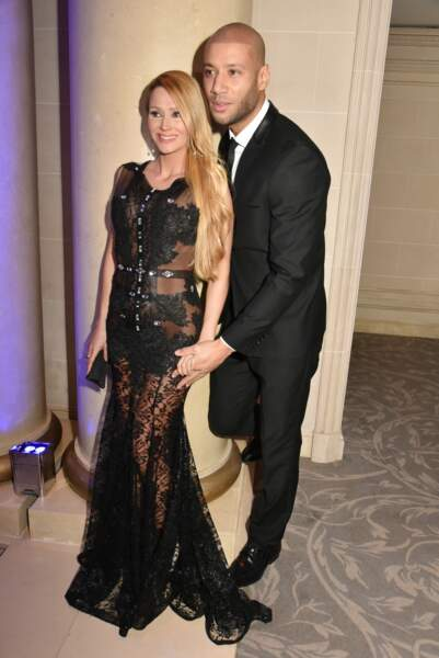 40ème Best Awards : Mais son mari, Xavier Delarue, n'est jamais bien loin