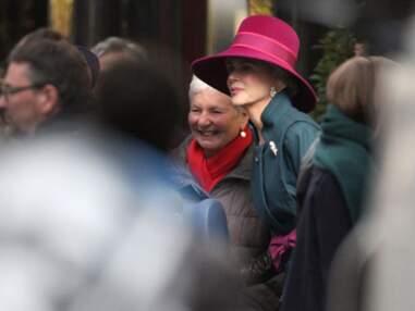 Nicole Kidman à Paris pour le tournage du biopic sur Grace de Monaco
