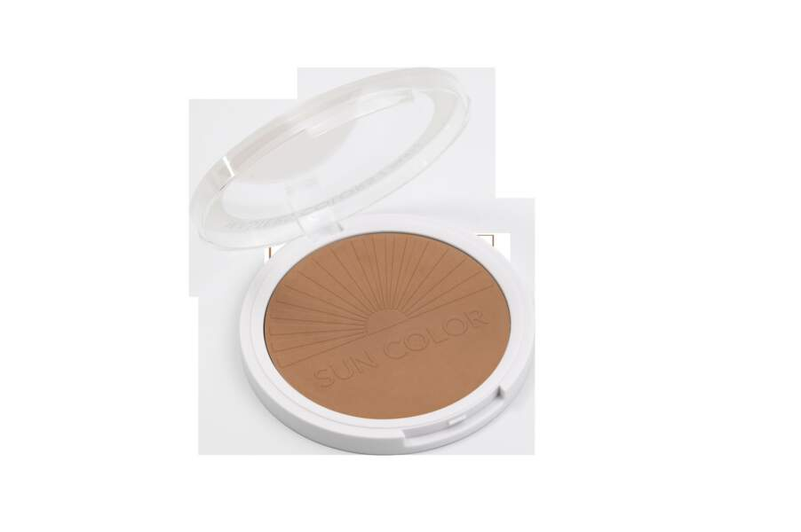 Duo poudre teint soleil. Masters Colors, 33 €