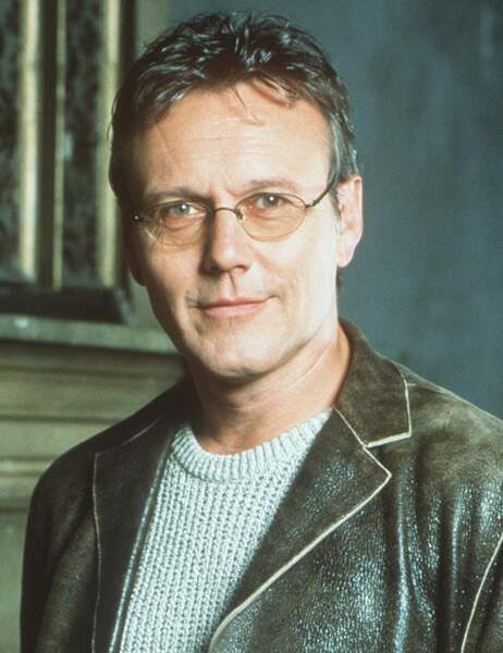 Anthony Stewart Head était Rupert Giles