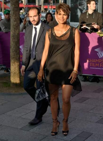 Halle Berry enceinte de son deuxième enfant