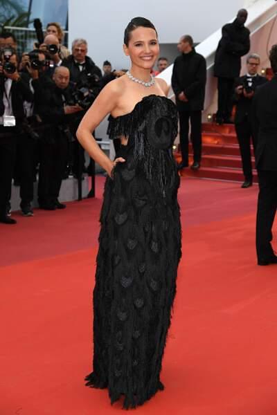 Do : Virginie Ledoyen en Dior
