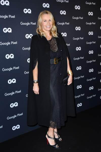 GQ Men Of The Year Awards 2018 : Estelle Lefébure