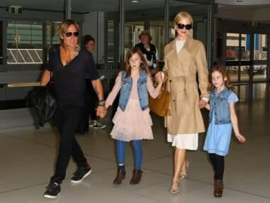 PHOTOS Nicole Kidman : ses filles ont bien grandi et sont les sosies de leur mère !