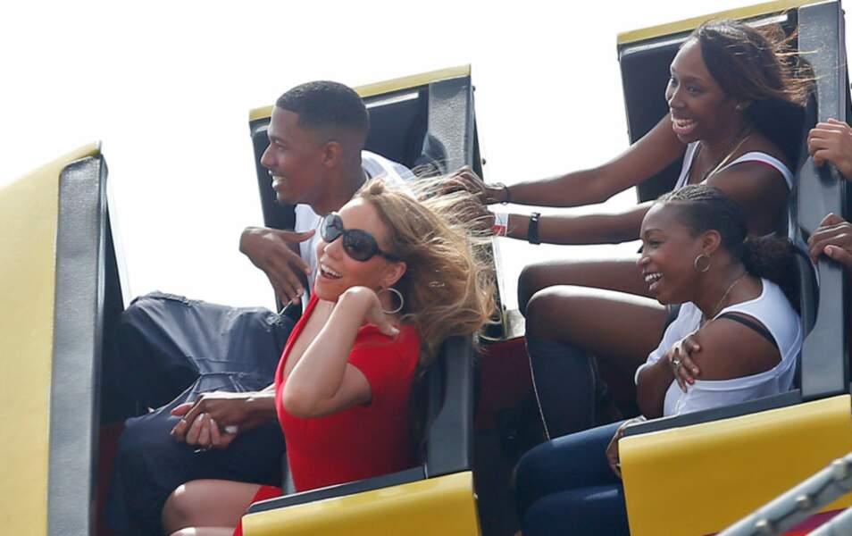 Mariah Carey et Nick Cannon