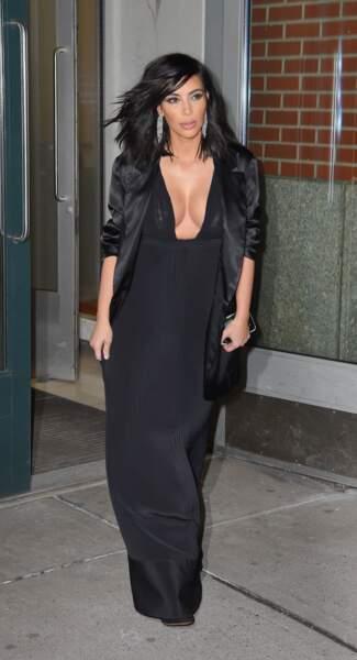La sublime Kim Kardashian aujourd'hui