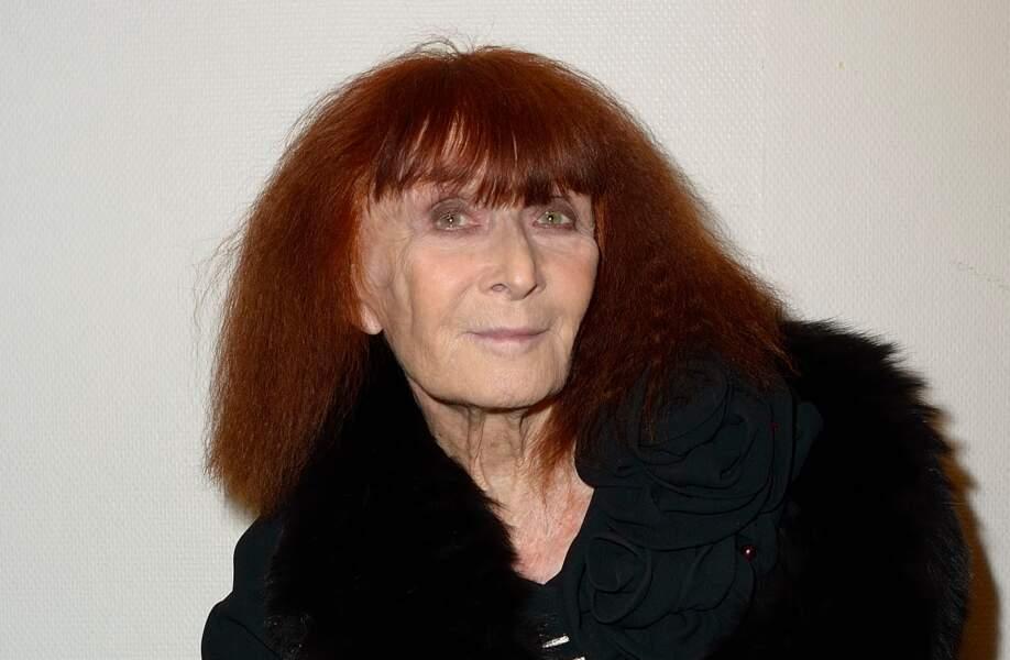 Sonia Rykiel s'est éteinte le 25 août 2016 à l'âge de 86 ans
