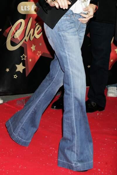 Céline Dion a 50 ans : ces 15 fois où elle était à la pointe de la mode (le jean flair)