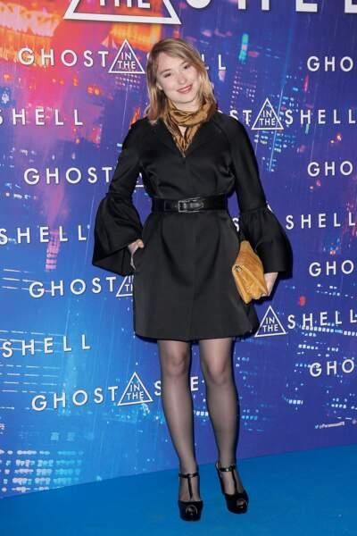 Avant-première de Ghost in the Shell : Déborah François