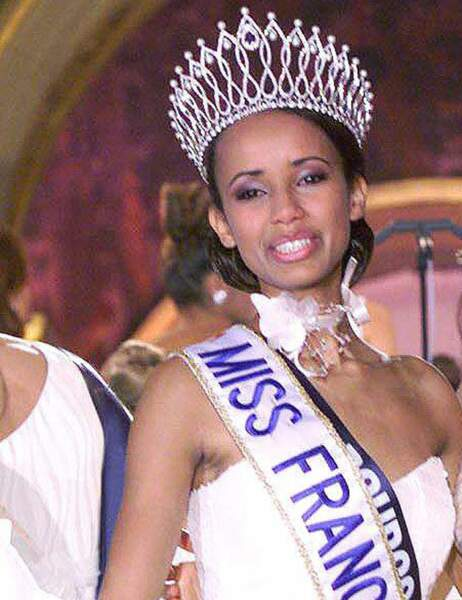 Miss France 2000: Sonia Rolland