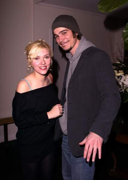 Janvier 2004 : Scarlett Johansson et Josh Hartnett sont en couple
