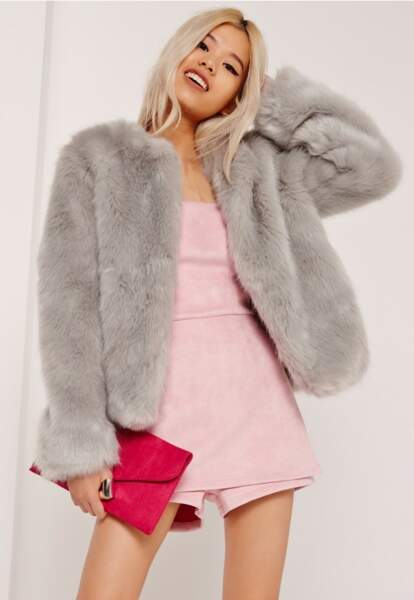 Veste Missguided, 75€