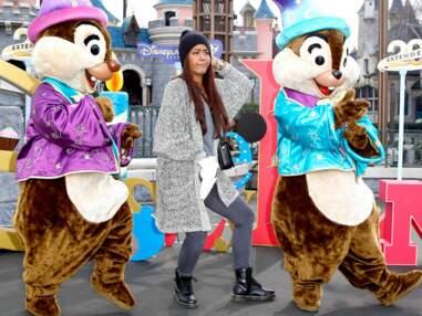 Les people fêtent les 20 ans Disneyland