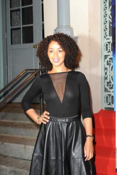 Star Academy : Aurélie Konaté en 2014