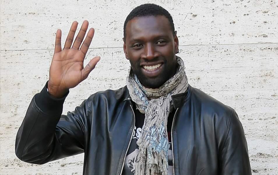 N°4 Omar Sy : l'acteur perd trois places et chute au pied du podium