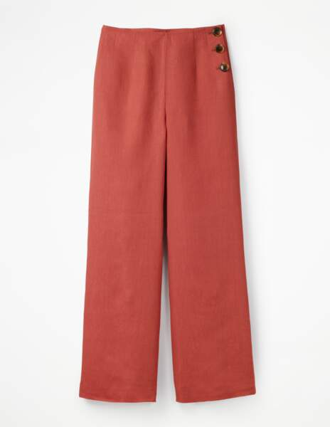 Boden. Pantalon en lin, 98 €