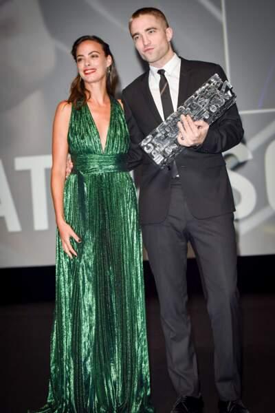 Festival de Deauville 2017 : Robert Pattinson et Bérénice Bejo