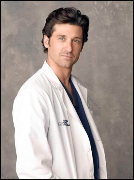 Patrick Dempsey, le Docteur Mamour de Grey's Anatomy, s'était fâché tout rouge contre...
