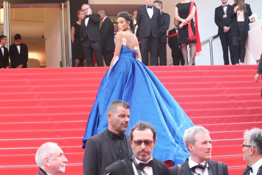 Festival de Cannes 2017 : Winnie Harlow
