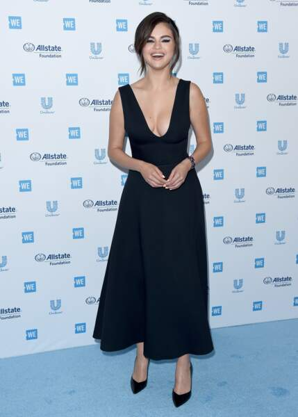 Selena Gomez : son apparition au WE Day California