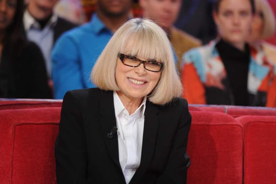 Rétro 2017 - Mort de Mireille Darc, actrice, à 79 ans