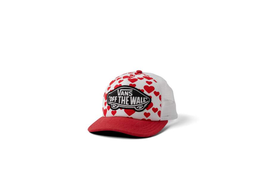 Casquette beach girl, Vans, 30€